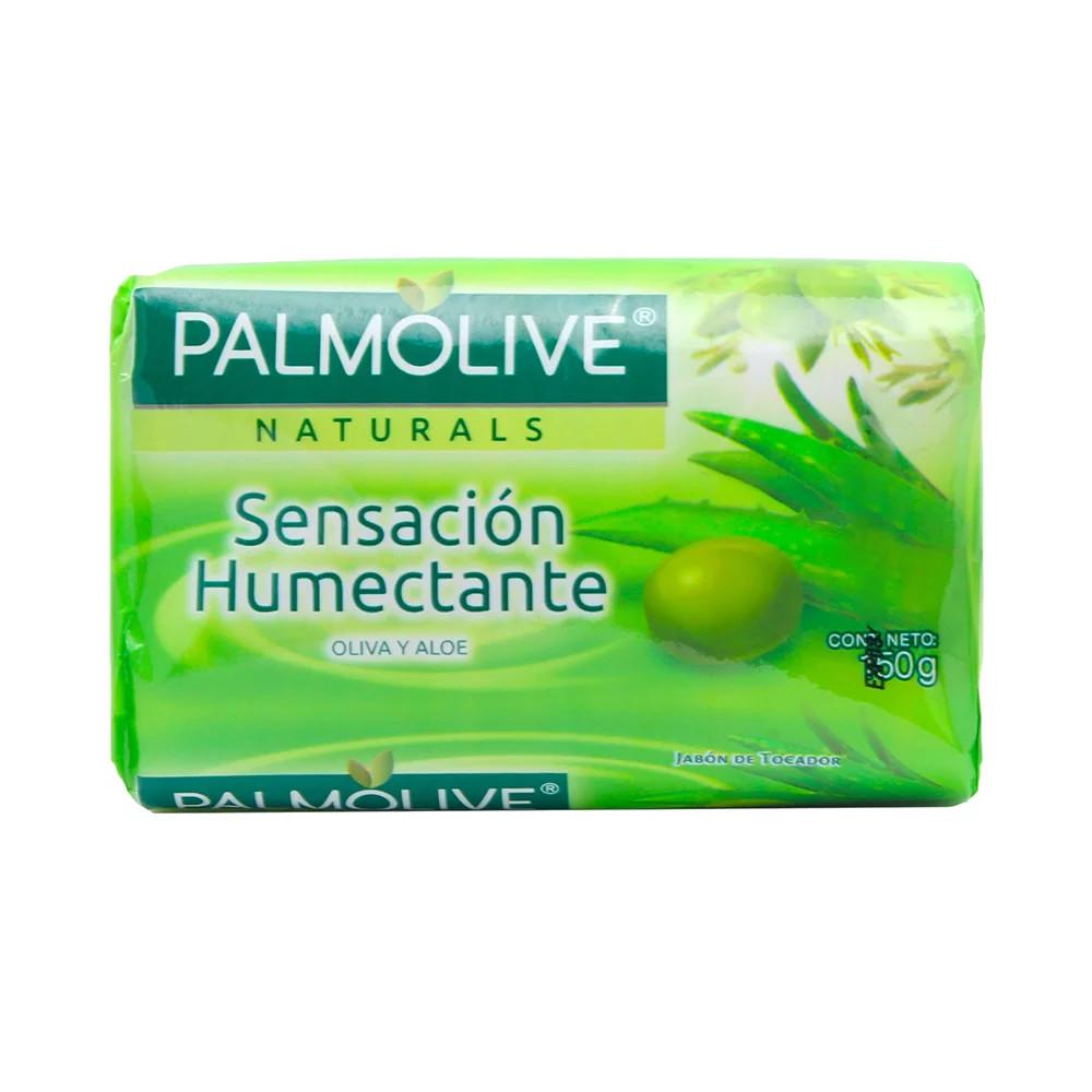 Comprar Palmolive Jabon Naturals Oliva Y Aloe 1 Paquete Barra 150 Gr