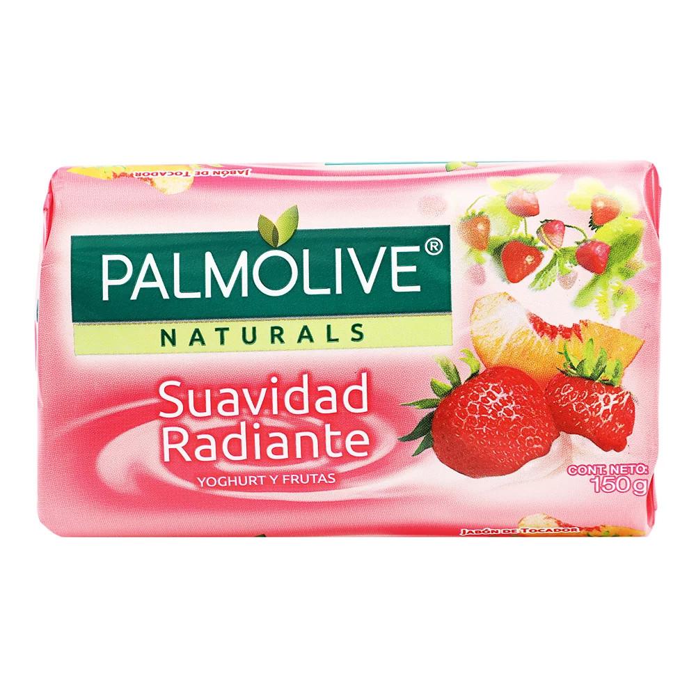 Comprar Palmolive Naturals Suave Radiante 1 Bolsa Barra 150 Gr