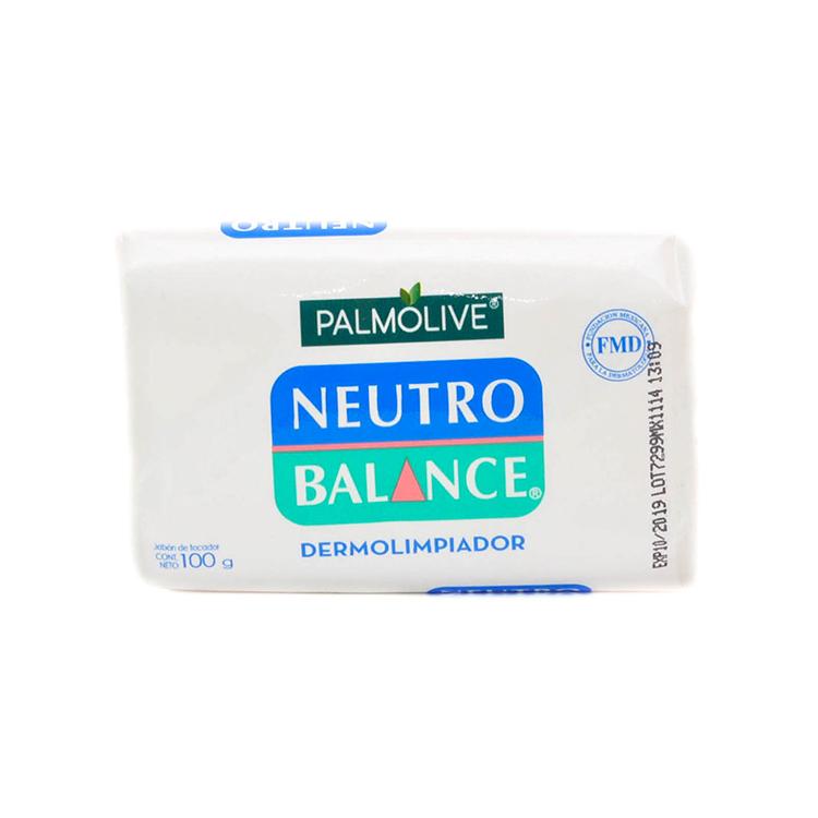 Comprar Neutro Balance Dermolimpiador 1 Bolsa Barra 100 Gr
