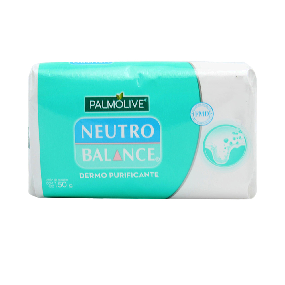 Comprar Neutro Balance Dermopurificante 1 Bolsa Barra 150 Gr