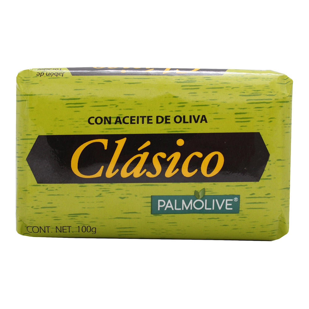 Comprar Palmolive Clasico 1 Bolsa Barra 100 Gr