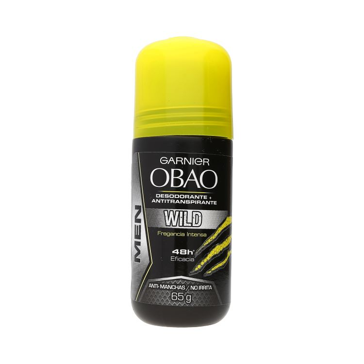Comprar Obao Wild 48 Hr 1 Frasco Roll-On 65 Ml