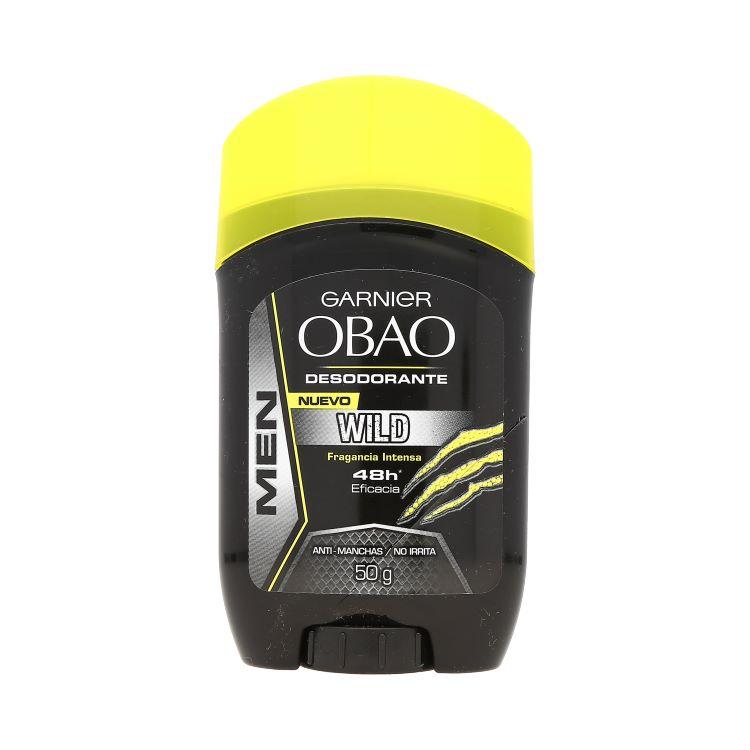 Comprar Obao Men Wild 48H 1 Bote Stick 50 Gr