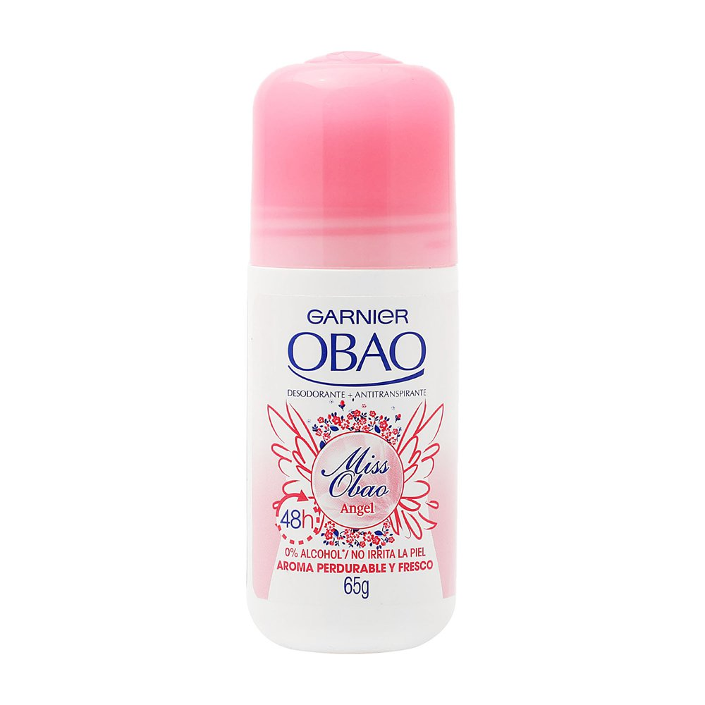 Comprar Obao Missange 48Hr 1 Frasco Roll-On 65 Gr