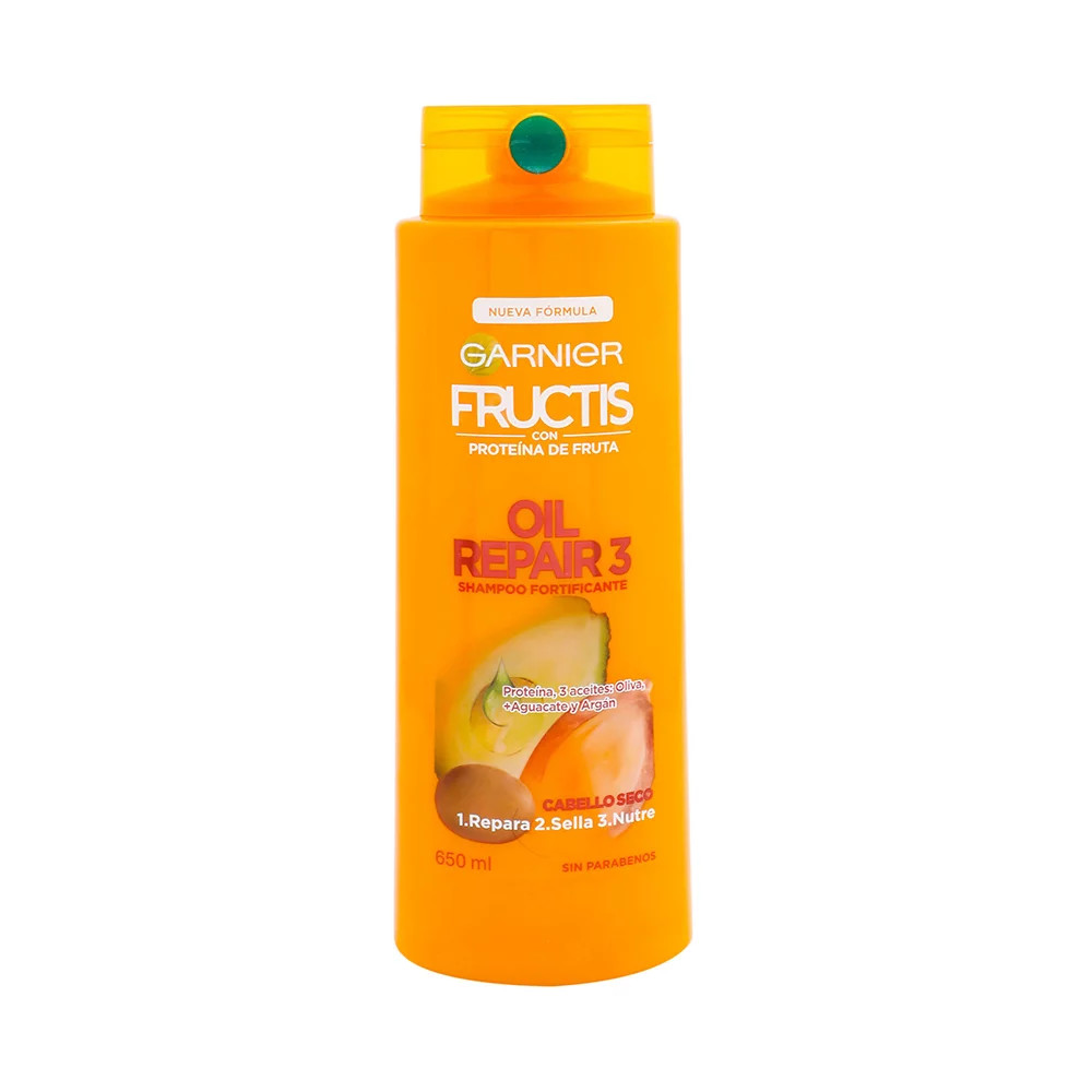 Comprar Fructis Sh Amar Oil Rep 650Ml