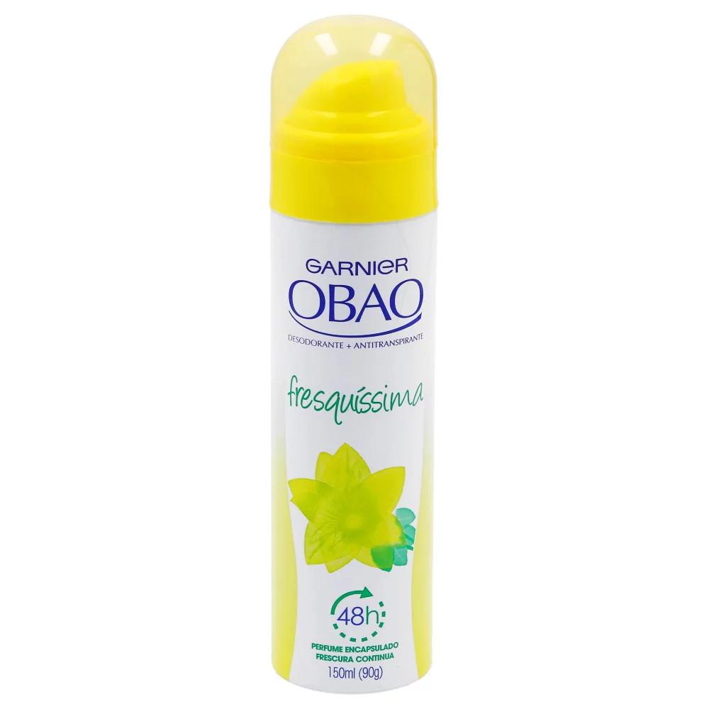 Comprar Obao Fresquissima 1 Frasco Spray 150 Ml