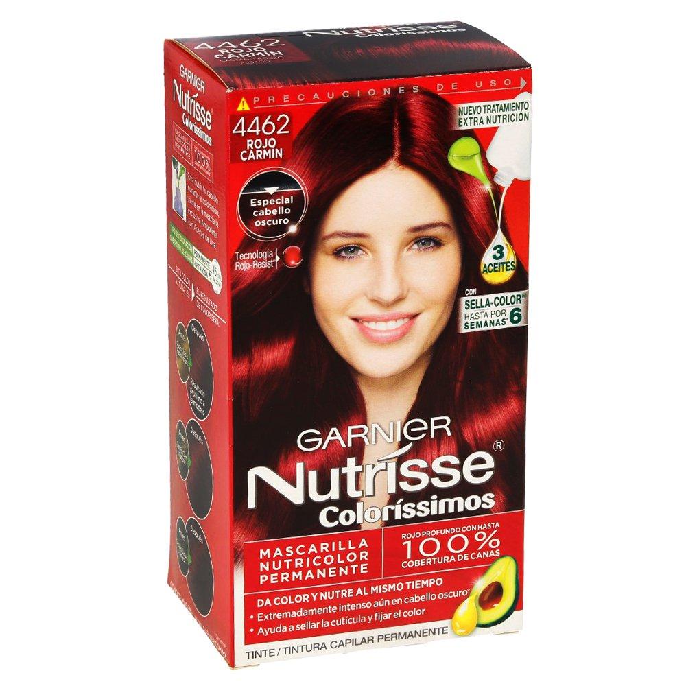 Comprar Nutrisse Rojo Car 406 Caja