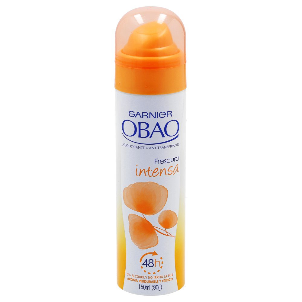 Comprar Obao Frescura Intensa 48Hr 1 Bote Spray 150 Ml