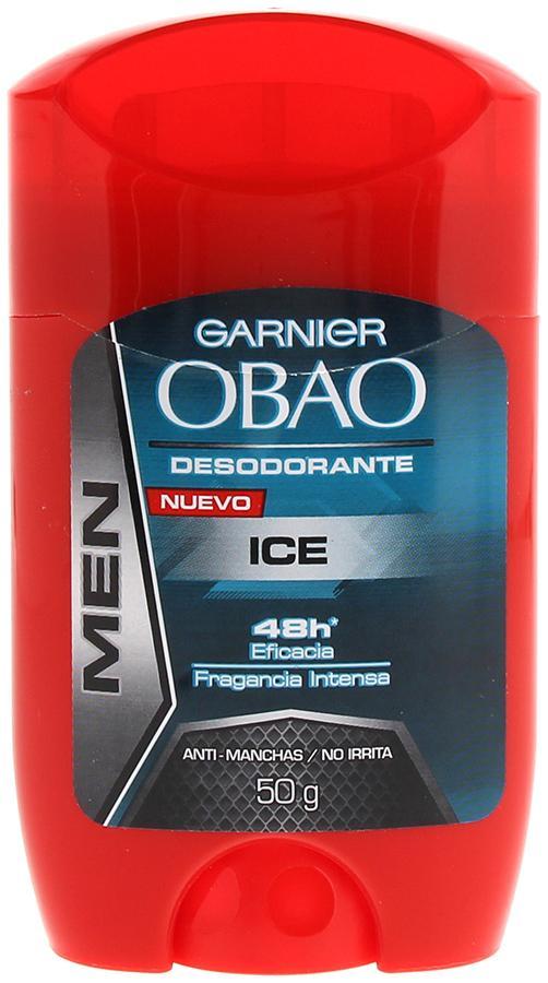 Comprar Obao Men Ice 1 Bote Stick 50 Gr
