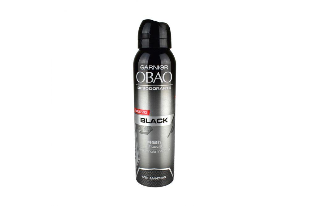Comprar Obao Black 48 Hr 1 Bote Spray 150 Ml