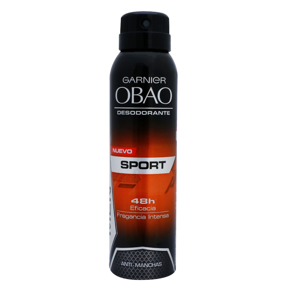 Comprar Obao Sport 48Hr 1 Bote Spray 150 Ml