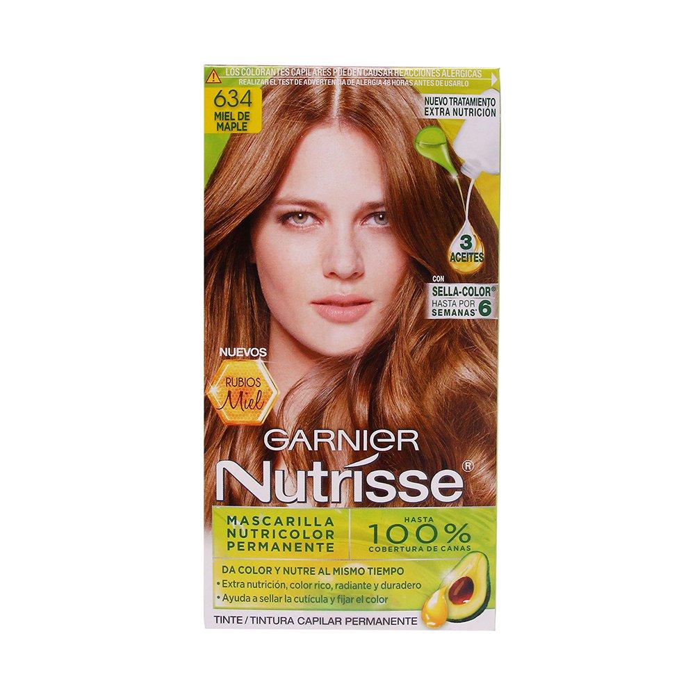 Comprar Nutrisse Rub/Osc/ Dor/Cob 634 Tinte