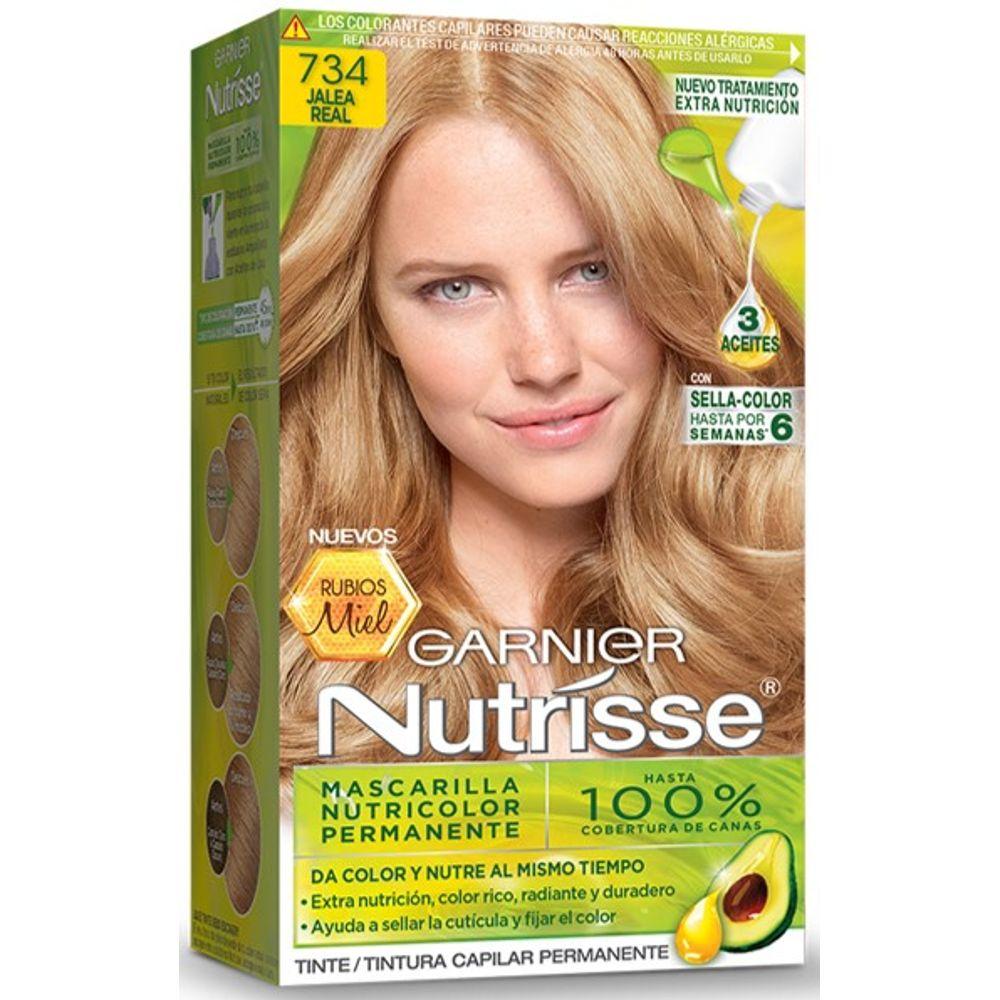 Comprar Nutrisse Rub/Dor/Cob 734 Tinte