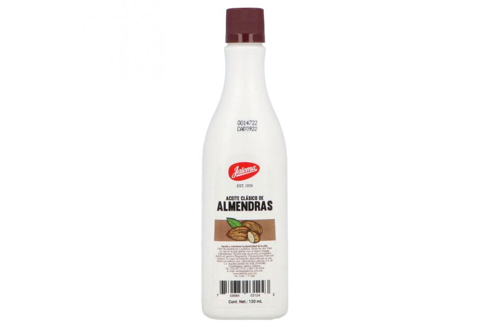 Comprar Aceite Almendras 1 Botella Aceite 120 Ml