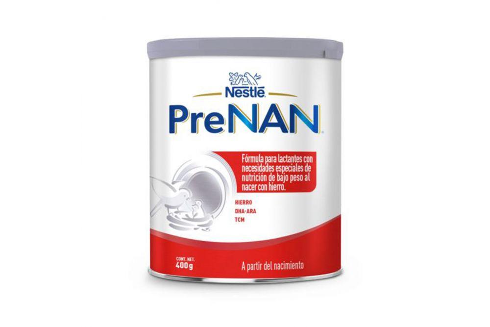 Comprar Pre Nan Nueva 1 Lata Polvo 400 Gr