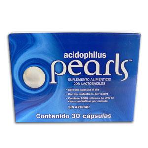 Comprar Acidophilus Pearls Caja 30 Capsulas