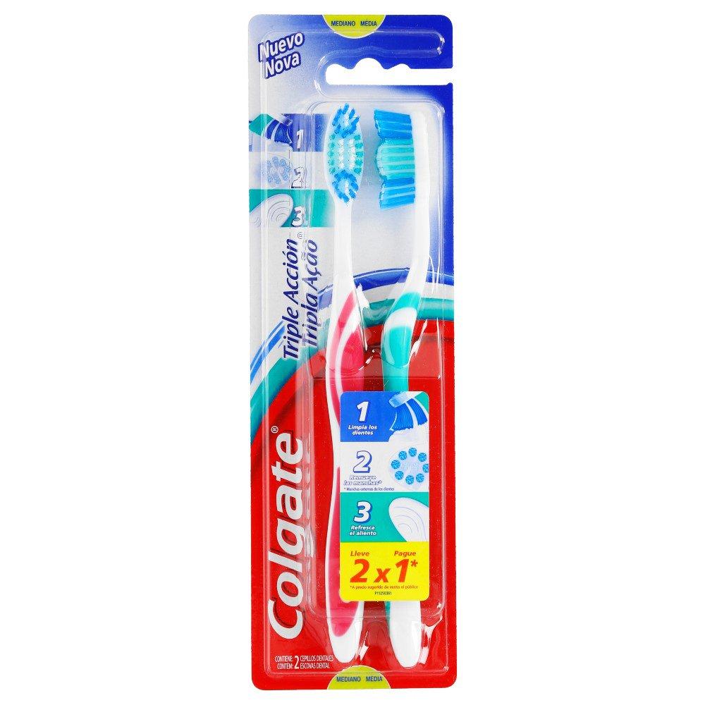 Comprar Colgate Triple Accion Dental Blister 1 Cepillo