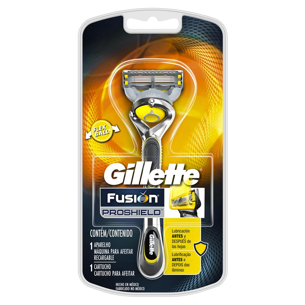 Comprar Gillette Fusion Proshield Flexball Maquina 1 Blister 1 Pieza