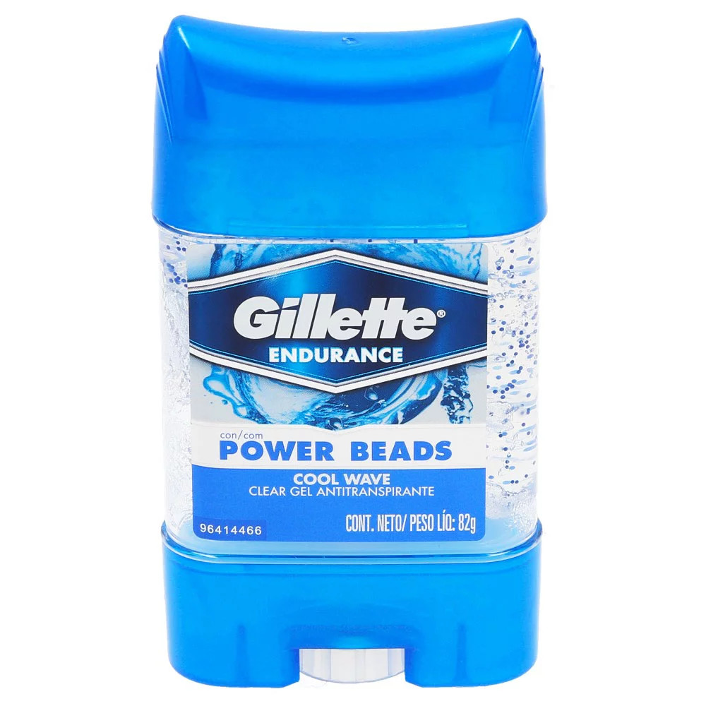 Comprar Gillette 3X Antip Cool Wave 82 Gr 1 Tubo Gel