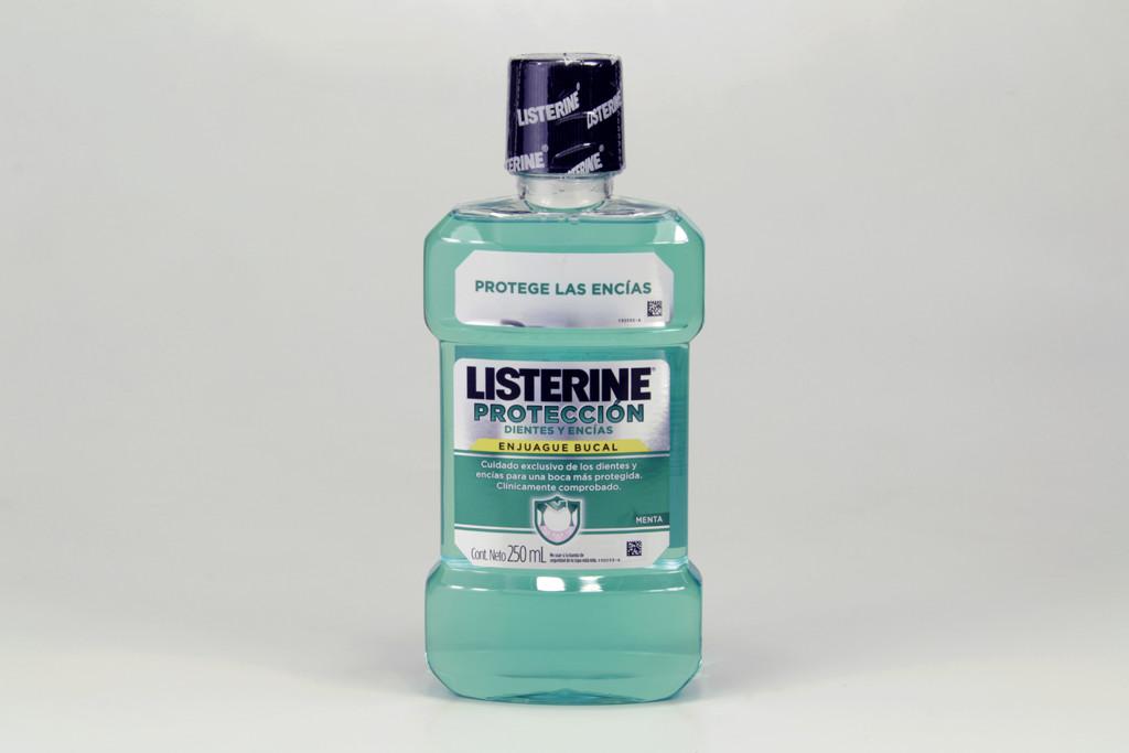 Comprar Listerine Defensa 1 Frasco Solucion 250 Ml