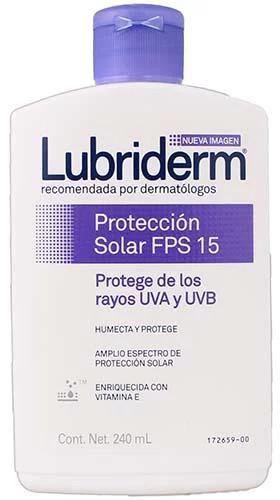 Comprar Lubriderm Uv Crema 1 Botella 240 Ml