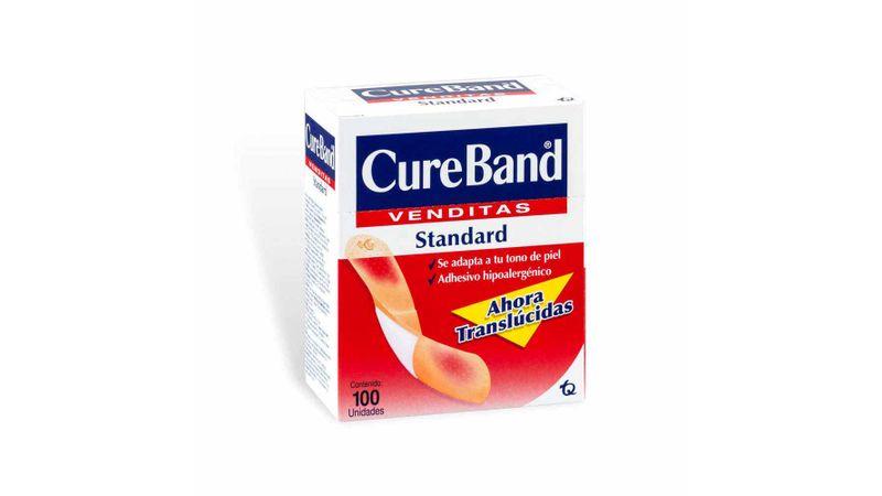 Comprar Cure Band Venditas Adhesivas 1 Caja 100 Piezas