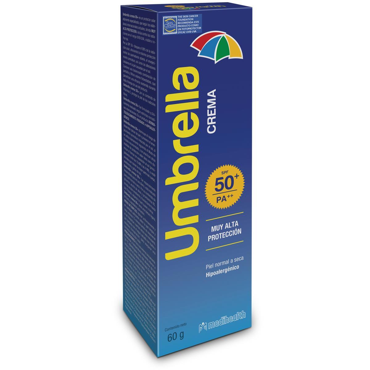 Comprar Umbrella 50+ 60 Gr 1 Tubo Crema