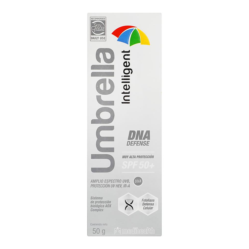 Comprar Umbrella Protector Solar Intelligent Fps 50 1 Frasco Crema 50 Ml