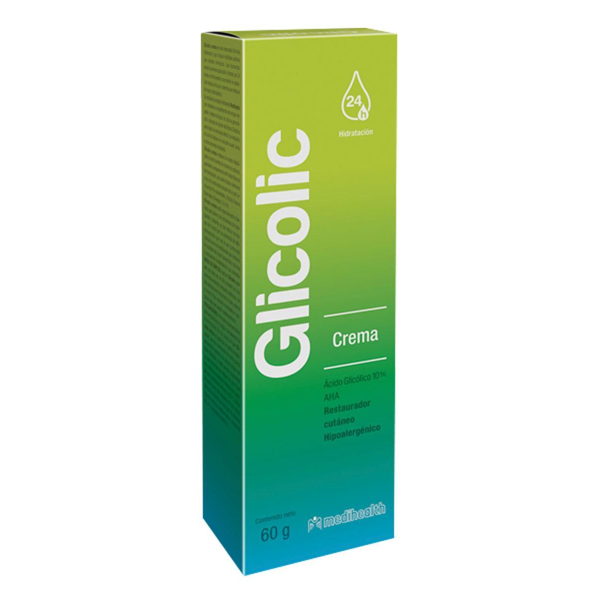 Comprar Glicolic Restaurador Piel 1 Tubo Crema 60 Gr