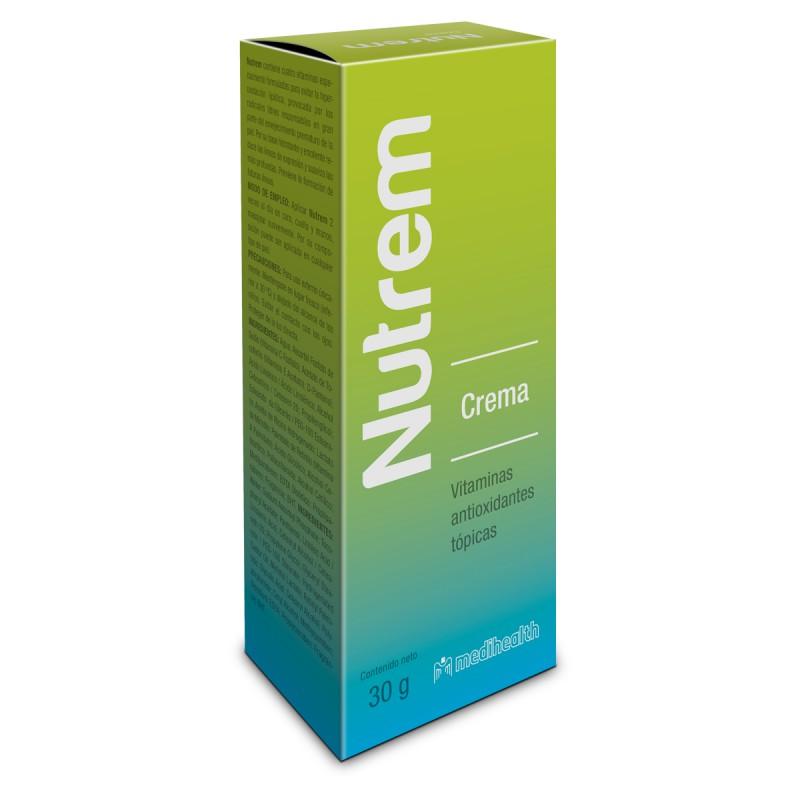 Comprar Nutrem 30 Gr 1 Tubo Crema