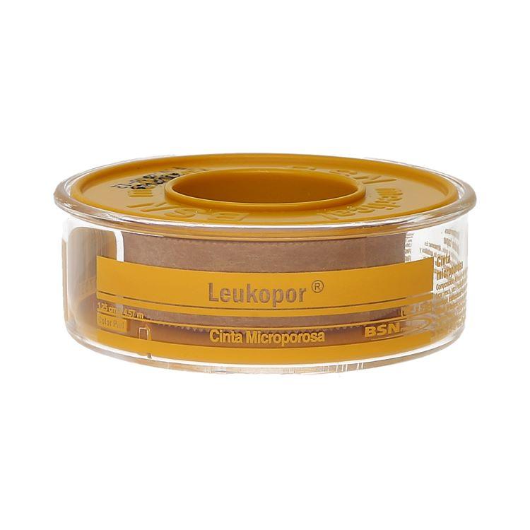Comprar Leukopor Micropore Piel 1.25Cmx4.5M 1 Rollo