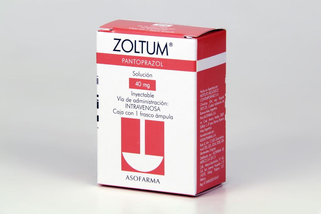 Comprar Zoltum 40 Mg Frasco 1 Frasco Ampula