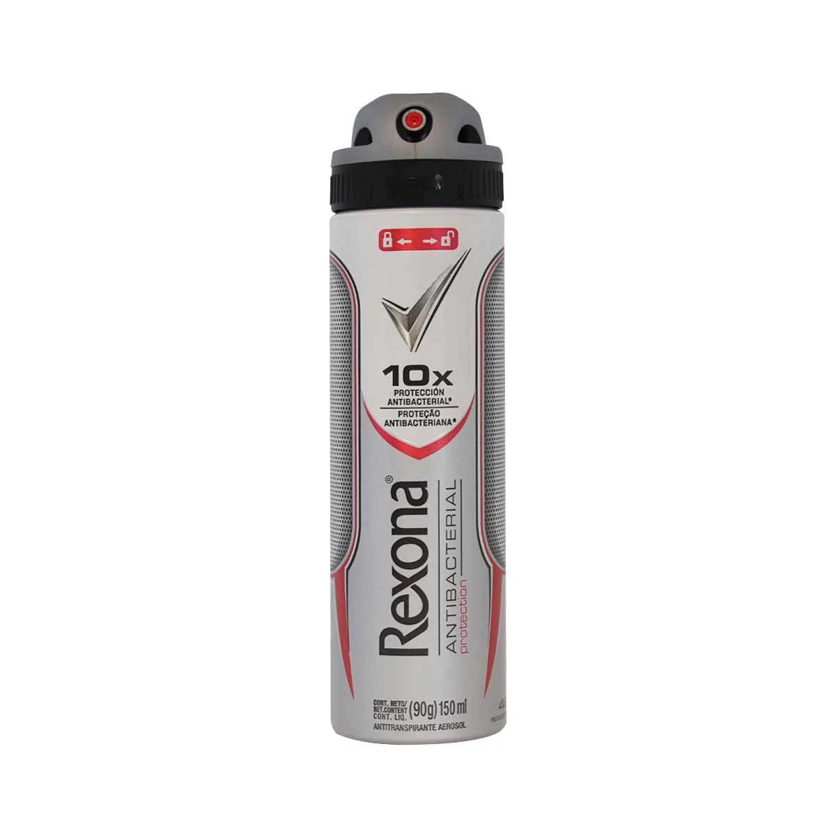 Comprar Rexona Antibacterial 1 Bote Spray 150 Ml