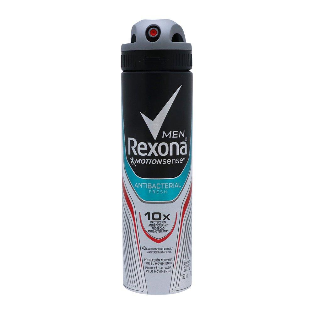 Comprar Rexona Men Antibacterial Fresh Antitranspirante Aerosol 90 Gr