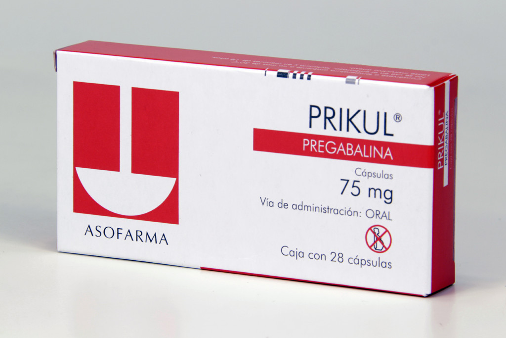 Comprar Prikul 75 Mg Caja 28 Capsulas