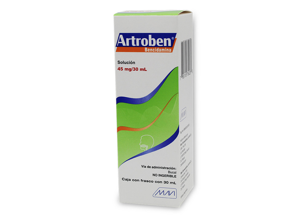 ARTROBEN 1 SPRAY 1.5MG/1/30 ML