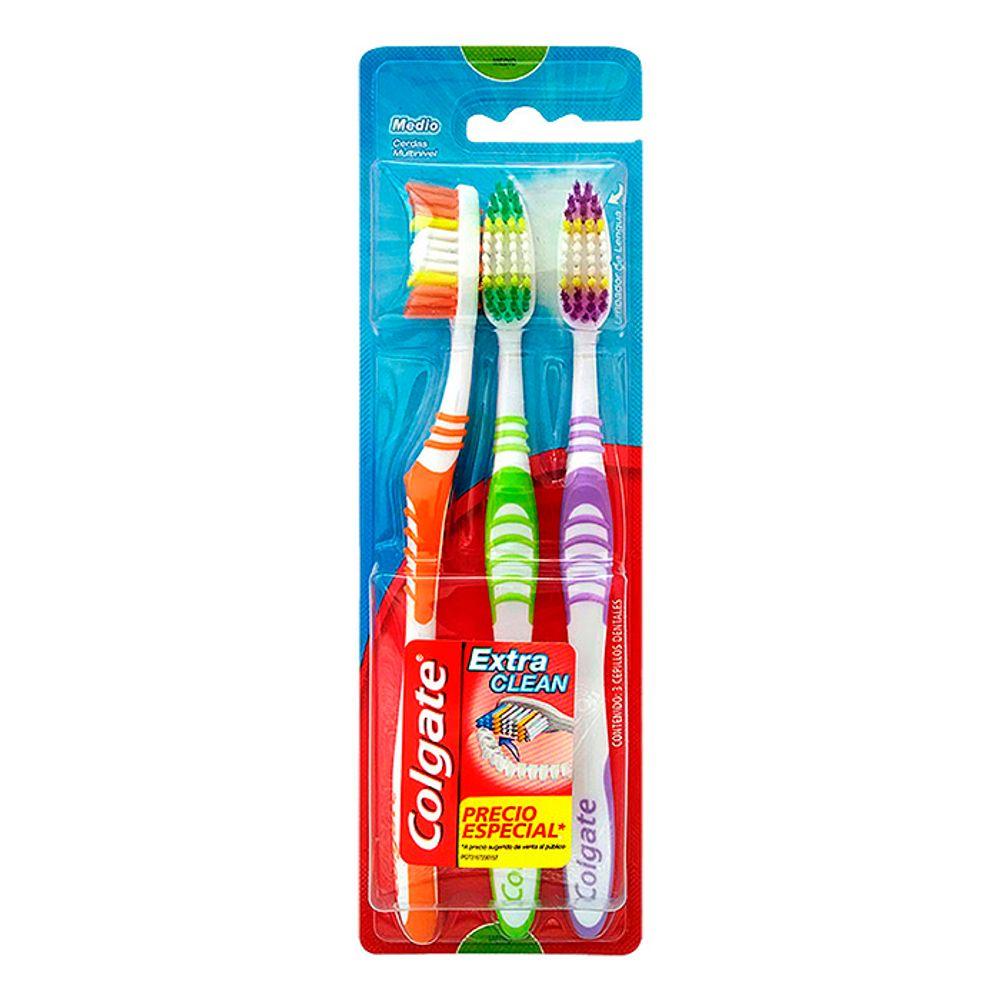 Comprar Colgate Extra Clean 1 Blister Cepillo Dental