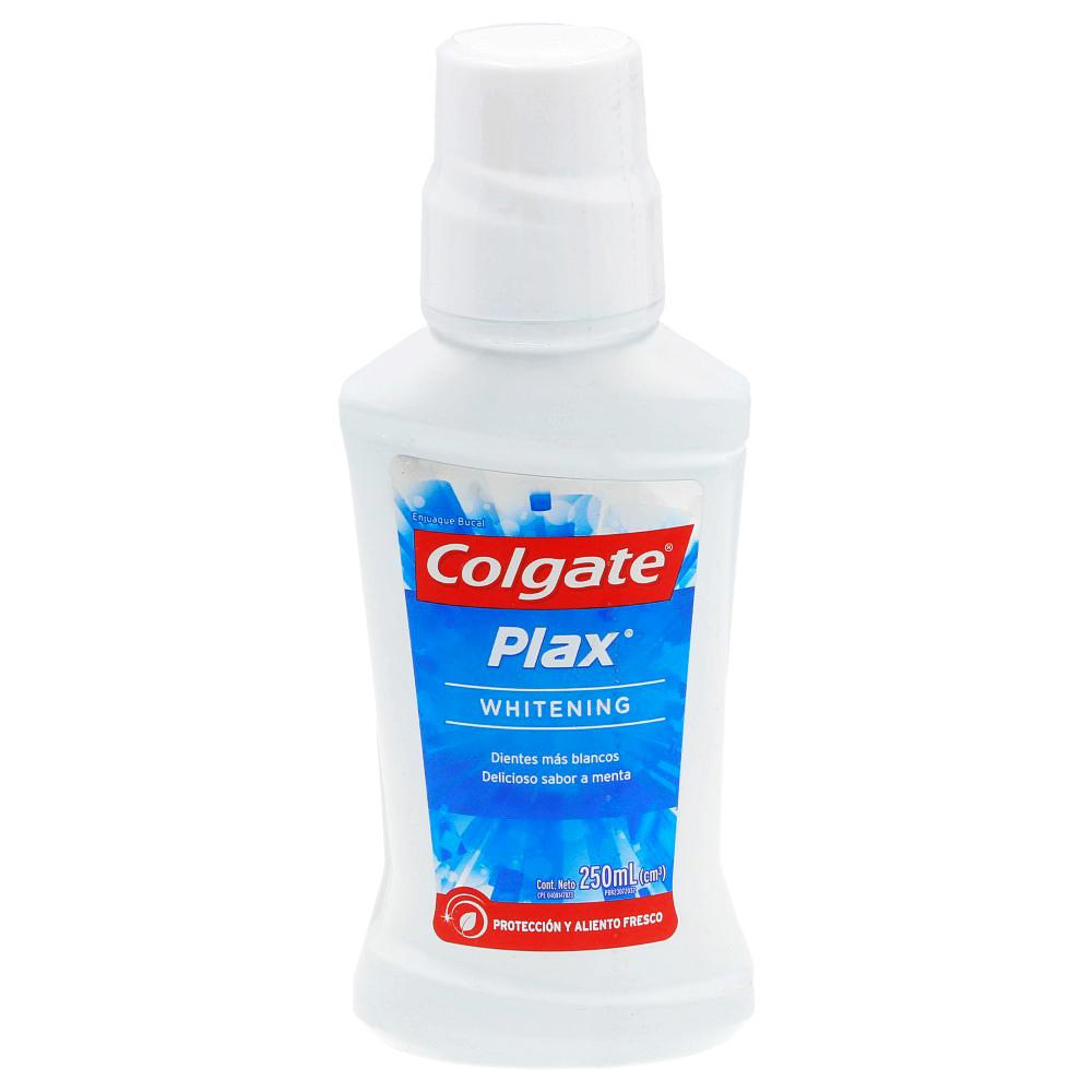 Comprar Colgate Plax Whitening 1 Botella 250 Ml
