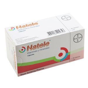 Comprar Natele 2.66 Mg Caja 28 Capsulas
