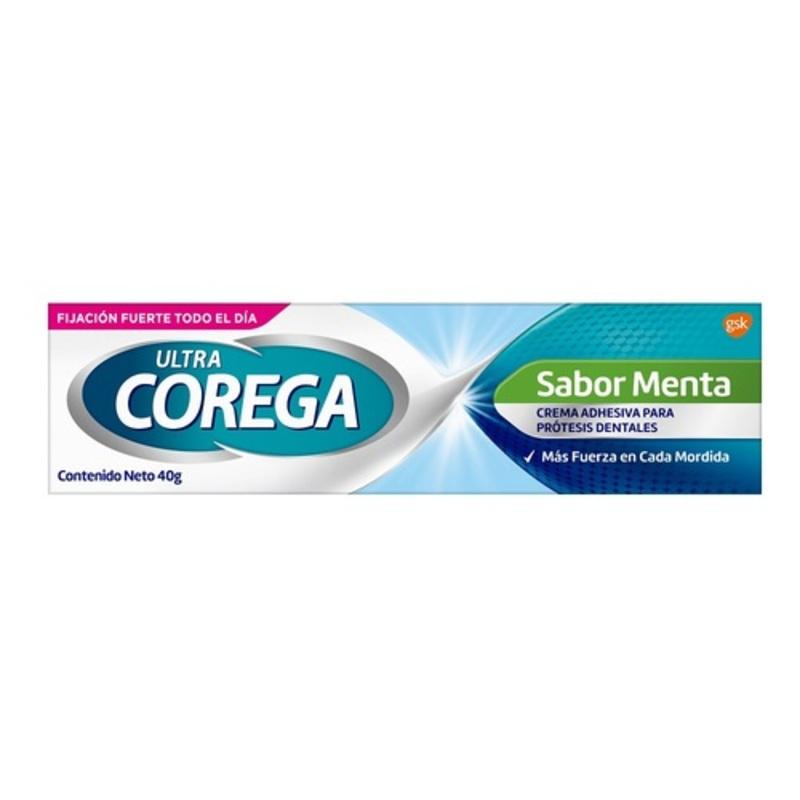 Comprar Ultra Corega Menta 40 Gr 1 Tubo Crema