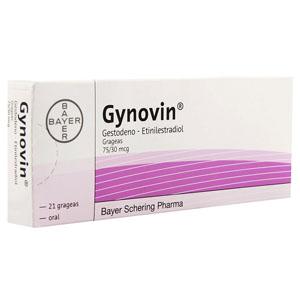 Comprar Gynovin 75/30 Mcg Caja 21 Grageas