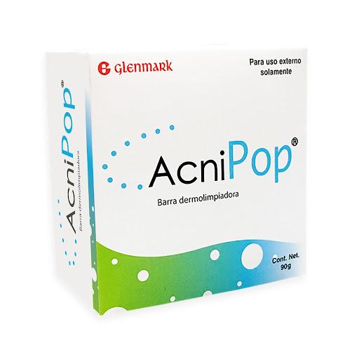 Comprar Acni Pop Dermolimpiador 1 Barra Jabon 90 Gr