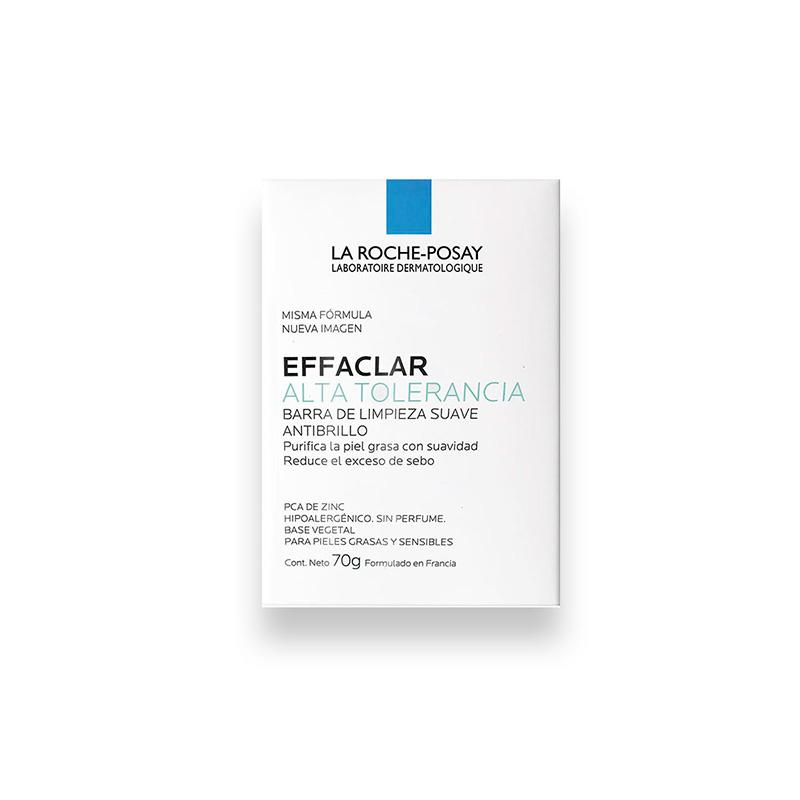 Comprar Effaclar Barra A/Brillo Jabon 1 Bolsa 70 Gr