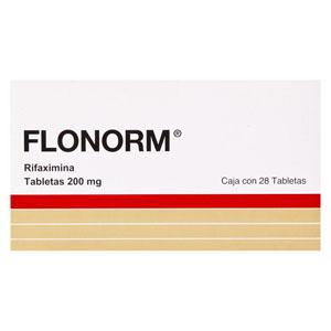 Comprar Flonorm 200 Mg Caja 28 Tabletas