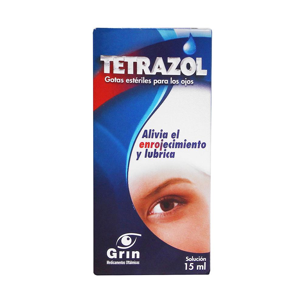 Comprar Tetrazol 15 Ml 1 Frasco Gotas