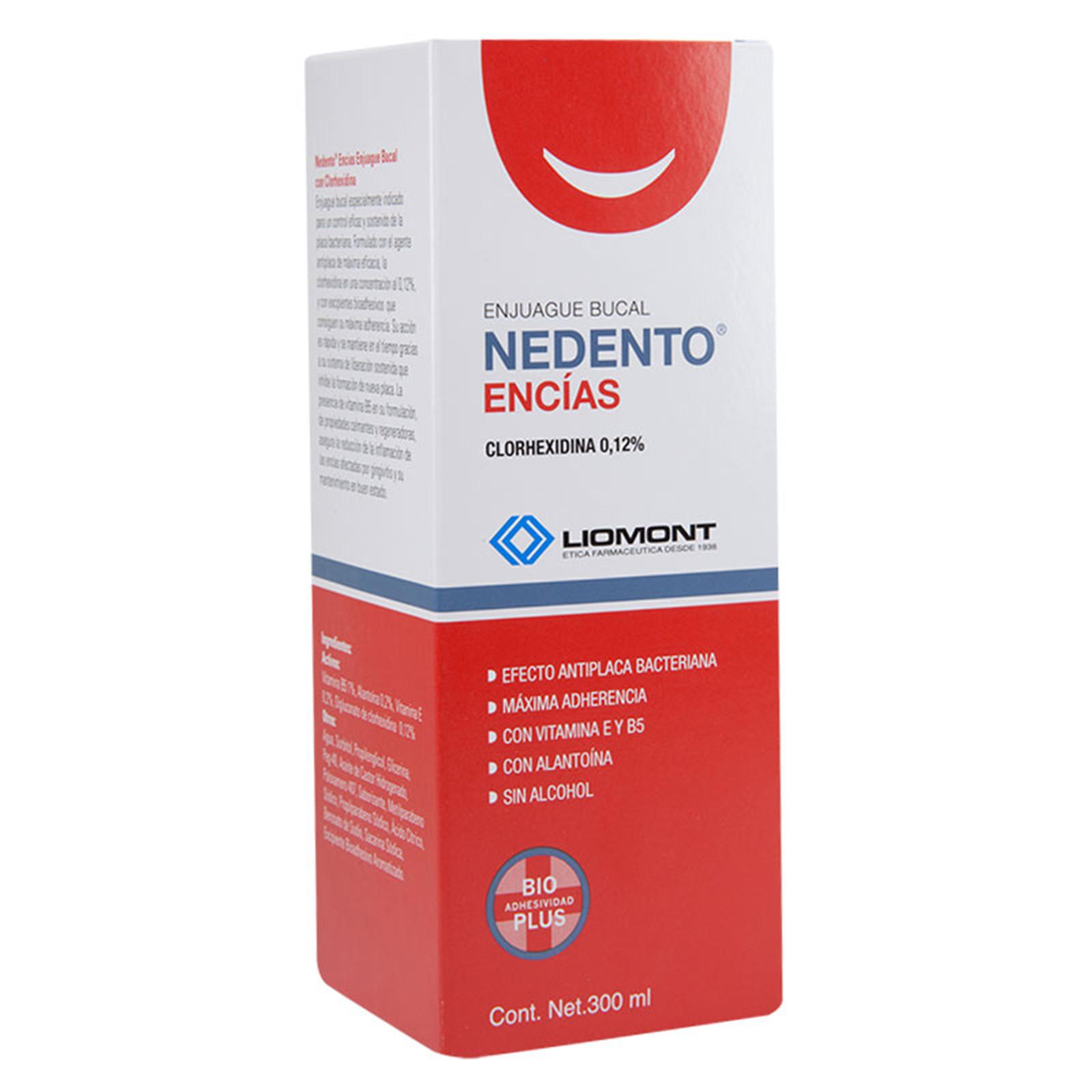 Comprar Enjuague Nedento Encia 0.12 % 1 Frasco Gotas 20 Ml