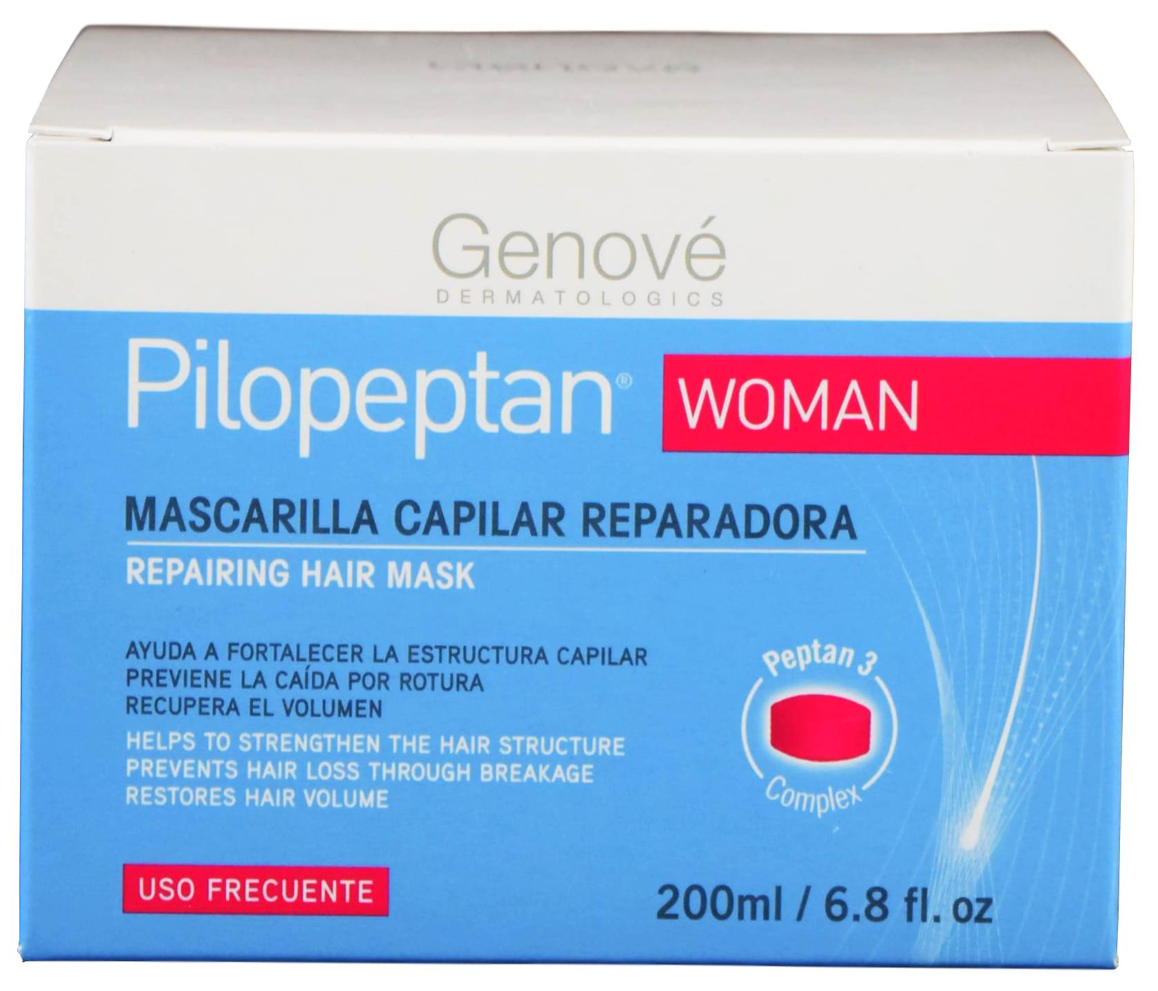 Comprar Pilopeptan Masc Capilar Regeneradora Woman 1 Frasco 200 Ml
