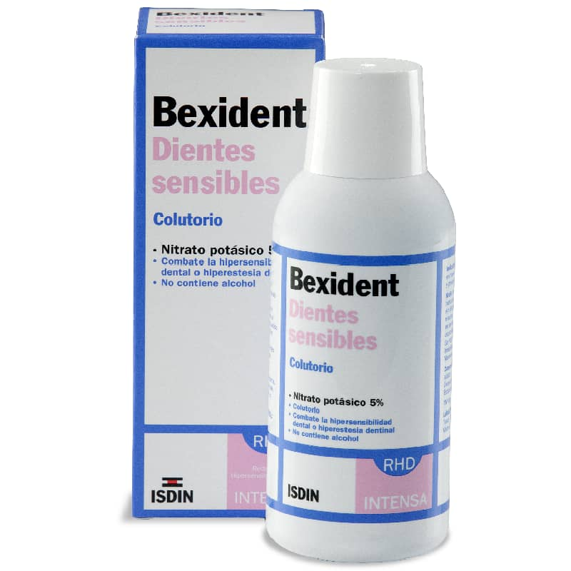 Comprar Bexident Sens Colutorio 1 Frasco 250 Ml