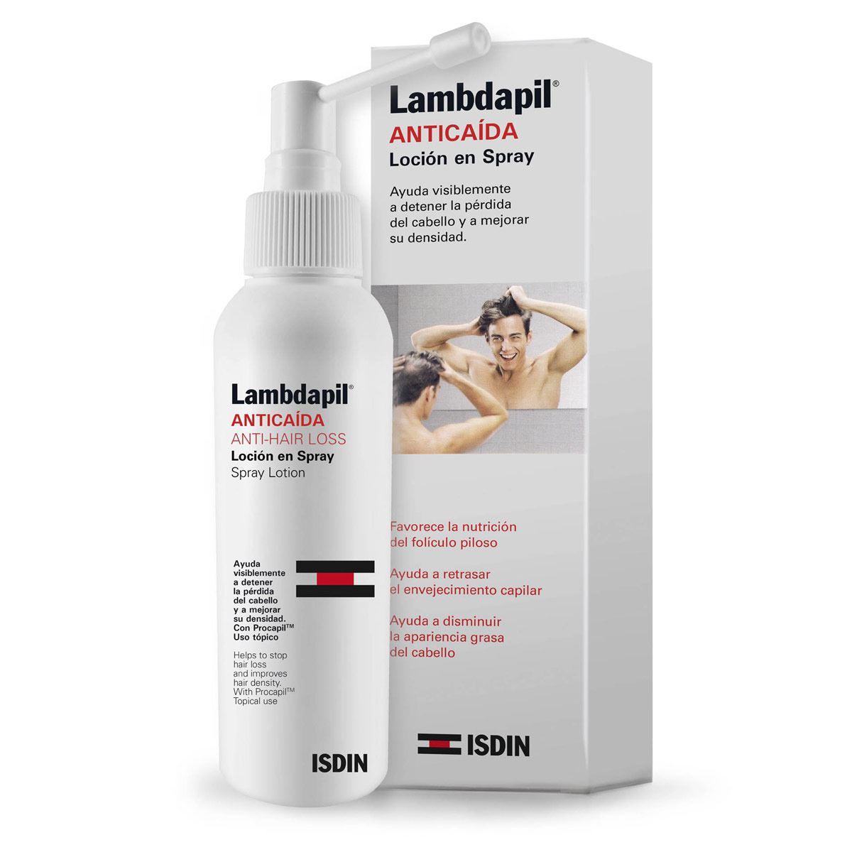 Comprar Lambdapil Anticaid Loc Spray 125 Ml 1 Botella