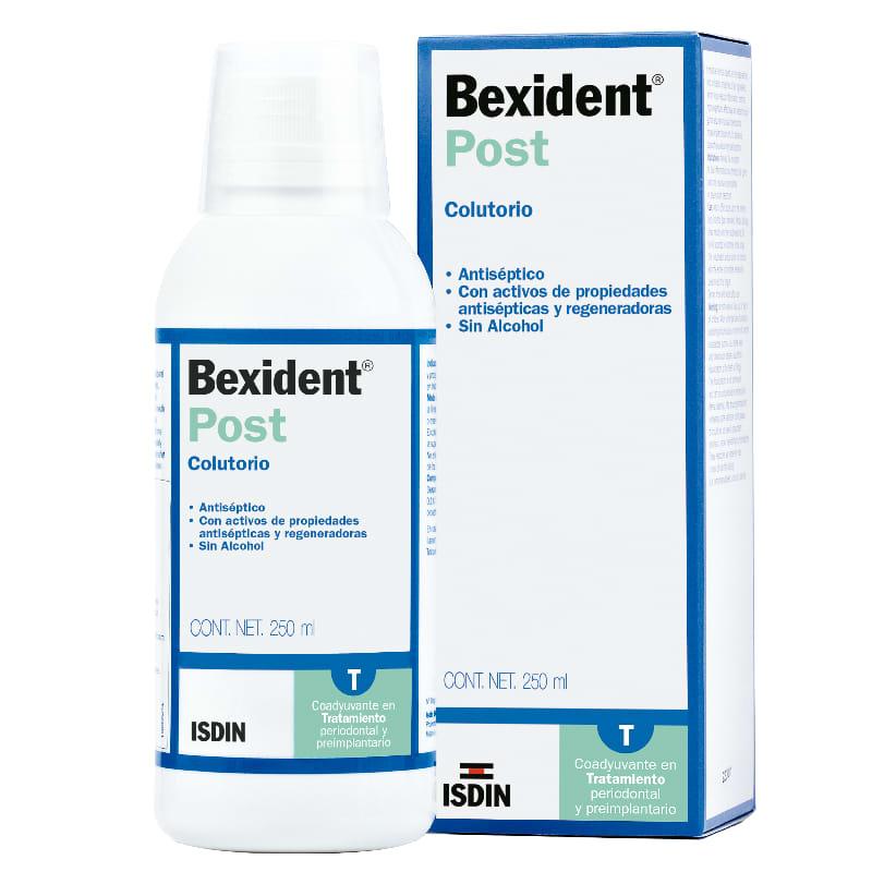 Comprar Bexident Post 1 Botella 250 Ml